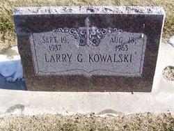 Larry George Kowalski