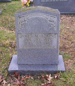 """James Mountville """"Mount"""" Adkins"""