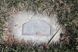 Dallas Burnett Alger