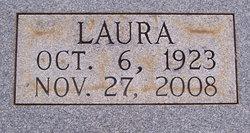 """R. E. """"Laura"""" <I>Alldredge</I> Handley"""