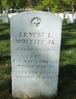 2LT Ernest L Moffitt Jr.