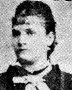 Mary Eliza <I>Haws</I> Curtis