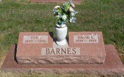 Vera <I>Crider</I> Barnes