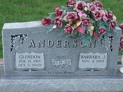 Glendon Anderson