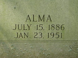 Alma Jane Craddock