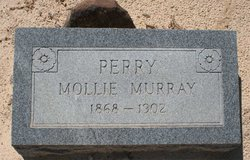 Mary Mollie E. <I>Murray</I> Perry