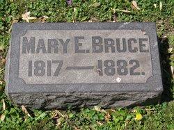 Mary Elizabeth <I>Bruce</I> Bruce