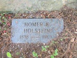 Homer Earl Holstein