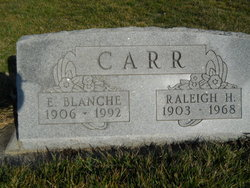 Raleigh H Carr