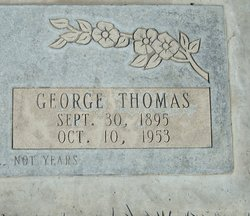 George Thomas Broddrick