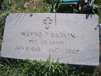 Wayne Thomas Baskin