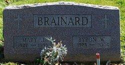 Mary Johanne <I>Barton</I> Brainard