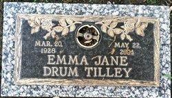 Emma Jane <I>Drum</I> Tilley