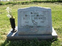 Betty Jean <I>Reynolds</I> Brummett
