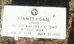 PFC James Egan