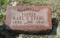 Karl F Stahl