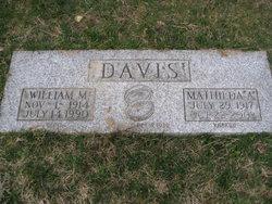 Mathilda A. <I>Yarian</I> Davis