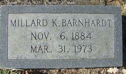 Millard K Barnhardt