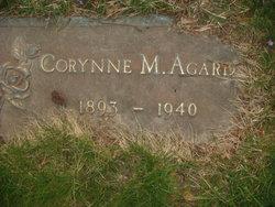 Corynne Mildred <I>Card</I> Agard