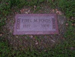 Ethel M. Fonda