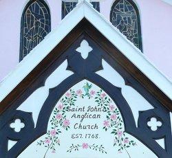 Saint Johns Anglican Church Cemetery