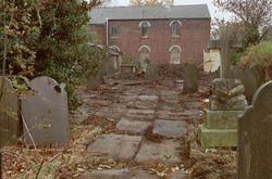 Barton Wesleyan Methodist Chapelyard