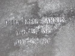 """Ardelia """"Dealie"""" <I>Deal</I> Barnes"""