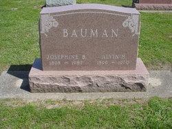 Alvin H Bauman
