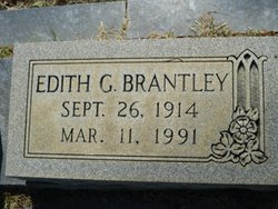 Edith G. Brantley