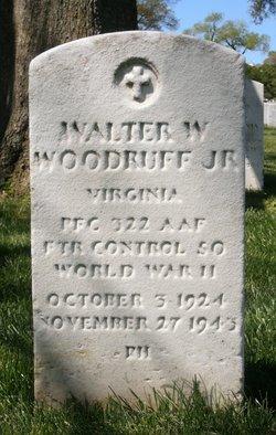 PFC Walter W. Woodruff, Jr.