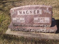 Alice Mae <I>Arnold</I> Wagner
