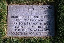 Burdette Cumberledge