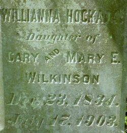 Willianna <I>Wilkinson</I> Hockaday