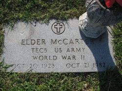 Elder McCarter
