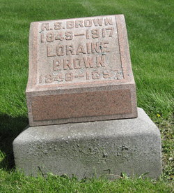 Loraine <I>Selfridge</I> Brown