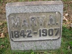 Mary A. <I>Gibson</I> Abernathy