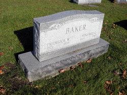 Frederick W Baker