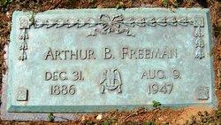 Arthur Bruce Freeman