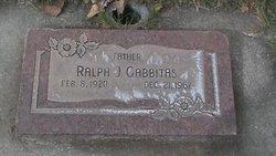Ralph J Gabbitas