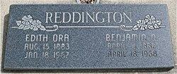 Edith Menary Reddington