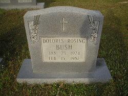 Delores <I>Rosing</I> Bush