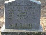 """Albert Edwin """"tweedie"""" Ahlstedt, Sr"""