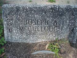 Joseph Augustus McCullough