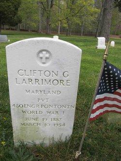 Clifton Granville Larrimore