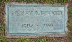 Wesley Raymond Hufford