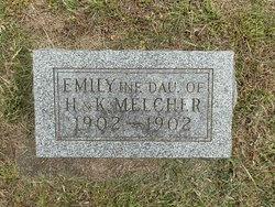 "Emelia ""Emily"" Melcher"