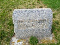 Frank Alfred Jaekel