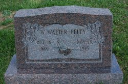 William Walter Felty