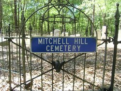 Mitchell Hill Cemetery