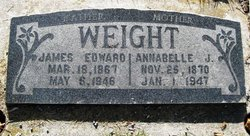 Annabelle <I>Johnson</I> Weight